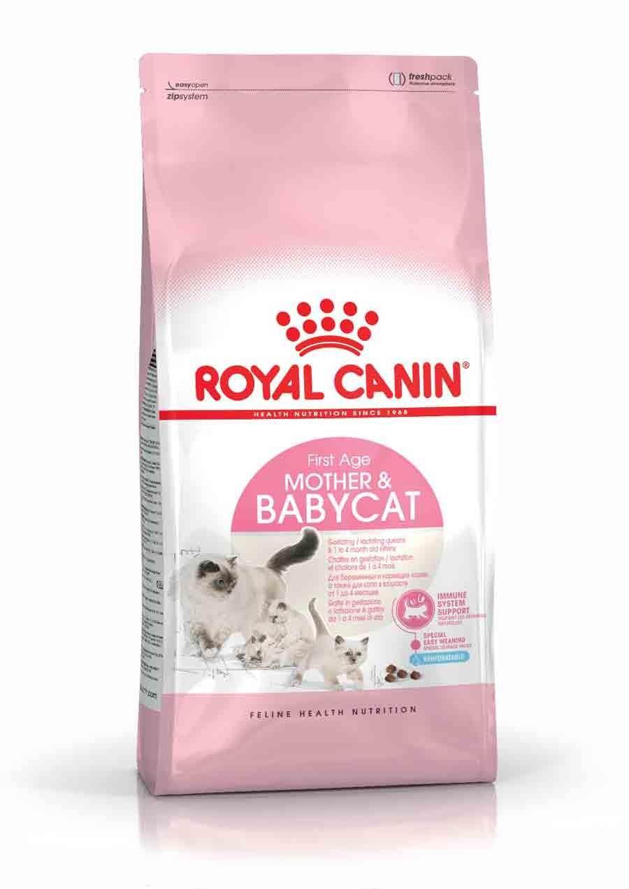 Royal Canin Féline Health Nutrition Mother & Babycat 4 kg