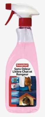 Beaphar désodorisant désinfectant pour litière 500 ml