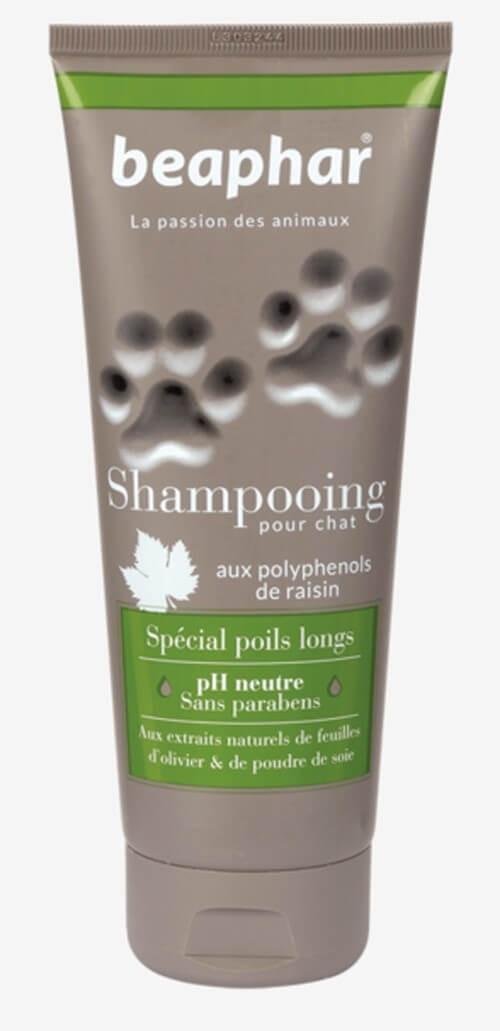Beaphar shampooing Premium Chat Poils Longs 200 ml