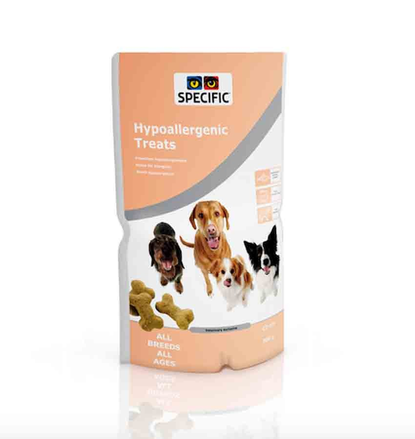 Specific Chien Friandises Hypoallergenic Treats CT-HY 300 grs- La Compagnie des Animaux