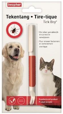 Beaphar Tick Boy Tire-tiques sous blister pour chien et chat