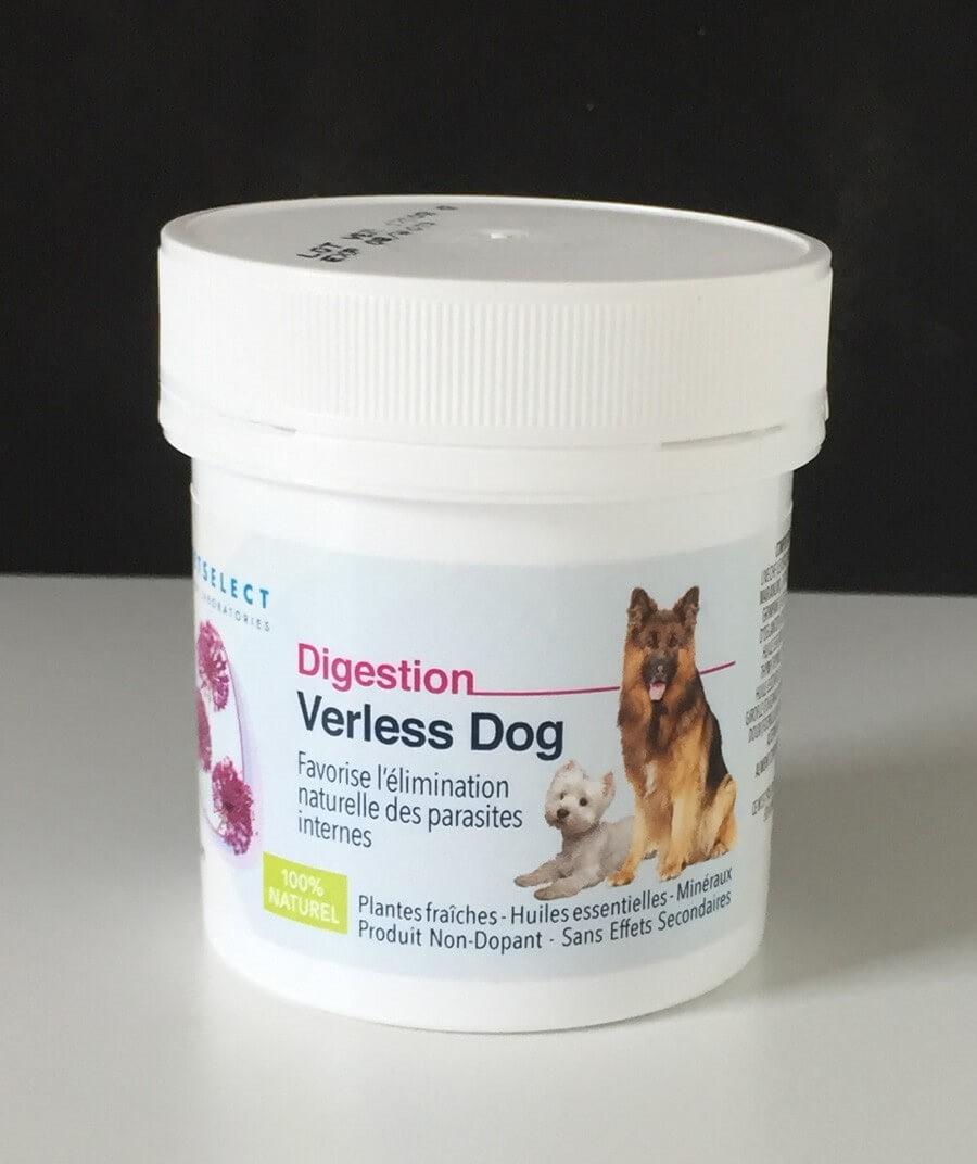 Verless'Dog pour chien 70 g - La Compagnie des Animaux