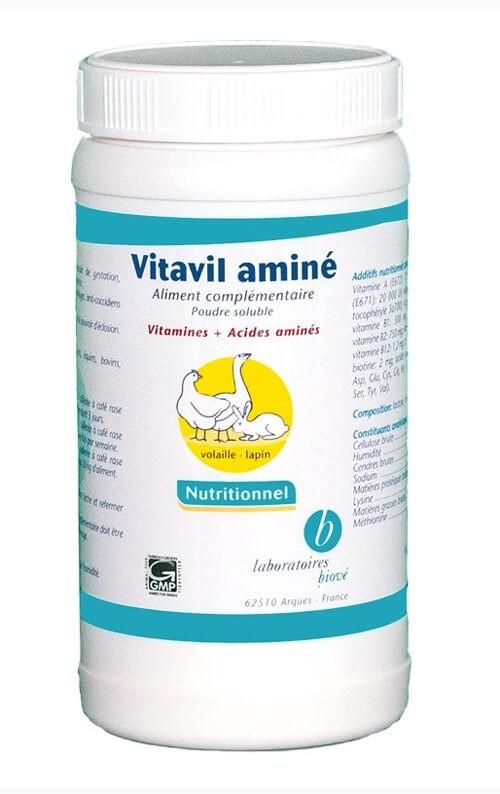 Vitavil aminé 190 grs