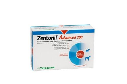 Zentonil Advanced 200 mg 30 cps