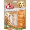 8in1 Twisted Sticks XS pour chien x 35