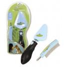 Kit toilettage Furminator peigne et brosse chiot