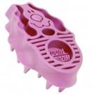 Kong Brosse Zoom Groom rose pour chien - La Compagnie des Animaux