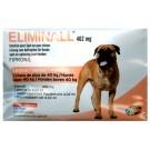 Eliminall Chien +40kg 3 pipettes (générique Frontline)