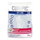 Cunipic Vet Line Lapin Renal Detoxication 1.4 kg