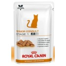 Royal Canin Vet Care Nutrition Cat Senior Consult Stage 1 12x100 grs