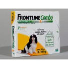 Frontline Combo Chien 2-10 kg 30 pipettes