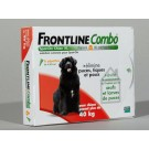 Frontline Combo Chien 40-60 kg 30 pipettes
