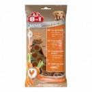 8in1 Mini Friandises Poulet et carottes pour chien 100 g