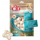 8in1 Delights Pro Dental Bone pour chien XS x 21 MULTIPACK lot de 4