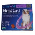 Nexgard Spectra Chiens L 15 à 30 kg 3 cps