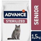 Advance Sterilized 10+ au poulet Chat 1,5 kg - La Compagnie des Animaux