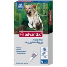 Advantix grand chien (25 - 40 kg) - 4 pipettes