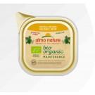 Almo Nature Bio Organic Maintenance avec Poulet pour chat 19 x 85 g