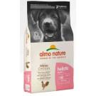 Almo Nature Chien Holistic Medium Puppy Poulet et riz 12 kg- La Compagnie des Animaux