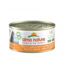 Almo Nature Chat Natural HFC Sans Céréales Made In Italy Poulet Grillé 24 x 95 g