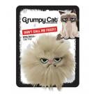 Balle de jeu Grumpy Cat pour chat 5 cm - La Compagnie des Animaux