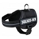 Harnais PowerJulius-K9 Baby Noir XS 30 à 40 cm