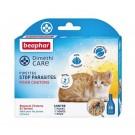 Beaphar Diméthicare Stop Parasites 6 pipettes pour chatons- La Compagnie des Animaux