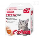 Beaphar Fiprotec chat 4 pipettes- La Compagnie des Animaux
