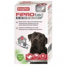 Beaphar Fiprotec Combo grands chiens 20-40 kg 3 pipettes- La Compagnie des Animaux