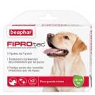 Beaphar Fiprotec grand chien 20 - 40 kg 3 pipettes- La Compagnie des Animaux