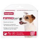 Beaphar Fiprotec petit chien 2 - 10 kg 3 pipettes- La Compagnie des Animaux