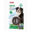 Beaphar VETOpure Collier répulsif antiparasitaire grand chien marron- La Compagnie des Animaux