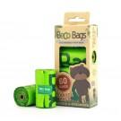 Beco Pets sacs à crottes vert 60 sacs- La Compagnie des Animaux