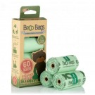 Beco Pets sacs à crottes compostable 60 sacs