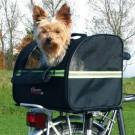 Trixie Biker Bag Sac de transport pour chien sur porte bagage 35 × 28 × 29 cm