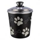 Trixie Pot de snack 15 × 21 cm noir