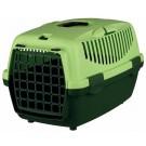 Trixie Box de transport Capri vert foncé / vert taille 2- La Compagnie des Animaux