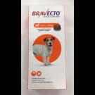 Bravecto Petit chien 4,5 à 10 kg 1 comprimé- La Compagnie des Animaux