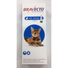 Bravecto Spot-On CHAT 2,8 - 6,2  kg 1 pipette- La Compagnie des Animaux