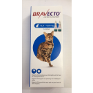 Bravecto Spot-On CHAT 2,8 - 6,2  kg 2 pipettes