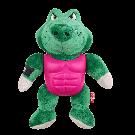 Bubimex I'm Hero Armor Croco jouet en TPR pour chien - La Compagnie des Animaux
