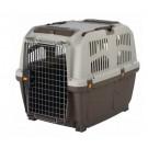 Skudo | Cage de transport spécial avion pour animaux taille L