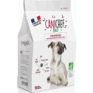 Canichef Friandises BIO Gourmandises chien 150g - La Compagnie des Animaux