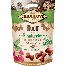 Carnilove Crunchy Snack Canard & Framboises friandises chat - La Compagnie des Animaux