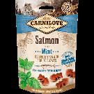 Carnilove Crunchy Snack Saumon & Menthe friandises chat - La Compagnie des Animaux