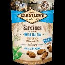 Carnilove Friandises Semi-Humides Sardines & Ail chien - La Compagnie des Animaux