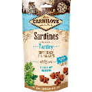 Carnilove Friandises Semi-Humides Sardines & Persil chat - La Compagnie des Animaux
