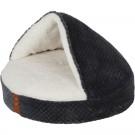 Zolux Coussin cover déhoussable Paloma gris 45 x 45 x 15 cm