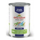 Almo Nature Chien Single Protein Dinde 24 x 400 grs