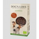 DOG'S LOVE Friandises boeuf 150 g- La Compagnie des Animaux
